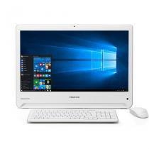 All in One Positivo Union US7565 com Core i3 4GB 1TB LED 23 polegadas, Windows 10 -