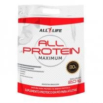 All Protein Maximum (2kg) Refil - All Life Nutry - Chocalate -
