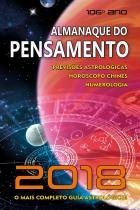 Almanaque do pensamento 2018 -
