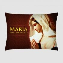 Almofada 35x26 cm - Maria T24 - Virô Presentes - Maria Passa na frente - Virô Presentes