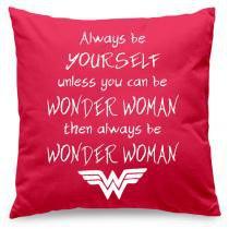 Almofada Always be Wonder Woman - YAAY