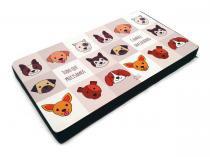 Almofada Bandeja para Notebook - Cachorros 54x30cm - Dom gato