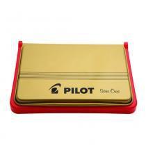 Almofada De Carimbo No.3 Vermelha Pilot -