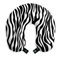 Almofada De Pescoco Zebra Animal Print - Gorila clube