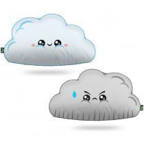 Almofada Nuvem Kawaii Como estou hoje - YAAY