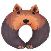 Almofada para Pescoço Cão Yorkshire - Dom Gato - Dom Gato