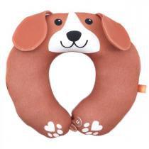 Almofada para Pescoço Infantil Cão Beagle - Dom Gato - Dom Gato