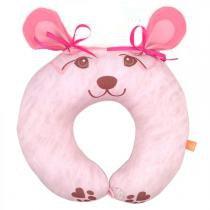 Almofada para Pescoço Infantil Cão Poodle - Dom Gato - Dom Gato