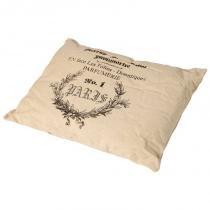 Almofada Personalizada Paris I de Linho com Enchimento - Maria Pia Casa