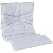 Almofada Protetora para Carrinho - Fluffy - Azul - Kiddo -