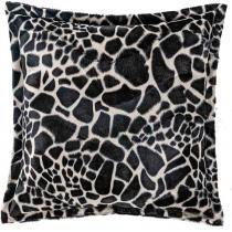 Almofada Quadrada Safari Girafa - Colorido - Guga Tapetes
