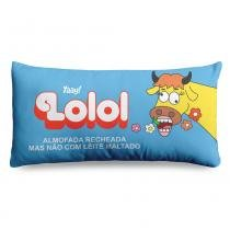 Almofada Retrô Chocolate Lolol - YAAY
