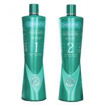 Aloe Vera Reduct Line Evolution Escova Progressiva 2 Passos 1L - Evolution