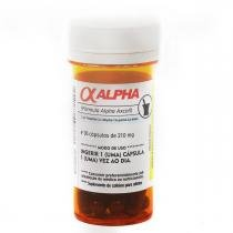 Alpha Axcell Power Supplements - 30 caps - Power Supplements