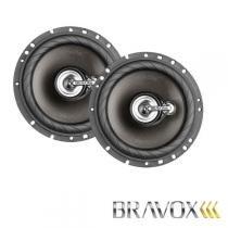 Alto falante 6 bravox triaxial tr6u 50w rms 4 ohms -