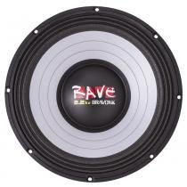 Alto Falante Bravox Rave RV15-S4 2.2KW 15 Polegadas 1100 W RMS 4R Woofer -