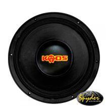 Alto falante woofer spyder kaos 3.0 12 pol 1500w rms 8 ohms - Spyder