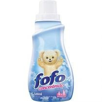 Amac Roupa Fofo 500ml-Fr Azul/Carinhoso -