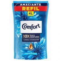 Amaciante de Roupa Comfort Intense Original - Concentrado 900ml