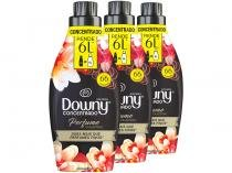 Amaciante Downy Concentrado Adorable 1,5L - 3 Unidades