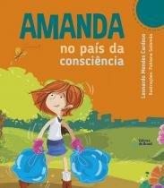 Amanda no país da consciência - edição 2017 - Ed. do brasil