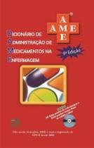 Ame - Dicionario De Administracao De Medicamentos Na Enfermagem - Epub - 9 Ed - 1