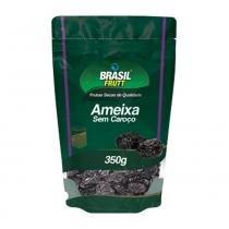 Ameixa Seca sem Caroço 350g - Brasil Frutt -