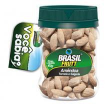 Amêndoa Salgada 150g - Brasil Frutt -