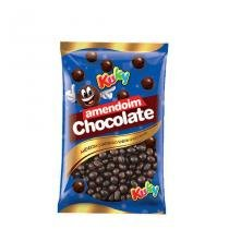 Amendoim Confeitado Sabor Chocolate 70g - festabox