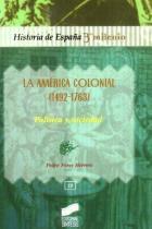 América colonial . política y sociedad - Sintesis