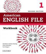 American English File 1 - Workbook - 02 Ed - Oxford