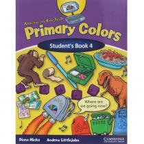 American English Primary Colors 4 Students Book - 1