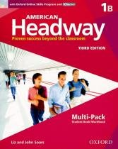 American headway 1b sb multipack with online skills - 3rd ed - Oxford university