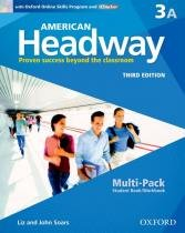American headway 3a multipack - 3rd ed - Oxford university