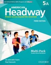 American headway 5a sb multipack - 3rd ed - Oxford university
