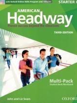 American headway starter b sb multipack with online skills - 3rd ed - Oxford university