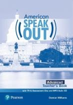 American speakout advanced tb with tr  assessment cd  mp3 audio cd - 2nd ed - Pearson/nacional
