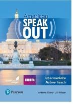 American speakout intermediate tb with tr  assessment cd  mp3 audio cd - 2nd ed - Pearson (importado)