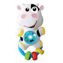 Amigo chocalho vaquinha zoop toys zp00015 - Zoop