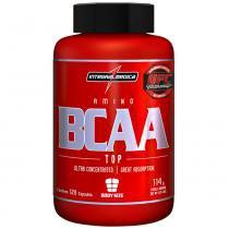 Amino Bcaa Top Com Vitamina B6 - 120 Cápsulas - 3800Mg - Body Size - Integralmédica - Integralmédica