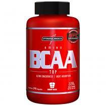 Amino Bcaa Top Com Vitamina B6 - 240 Cápsulas - 3800Mg - Body Size - Integralmédica - Integralmédica