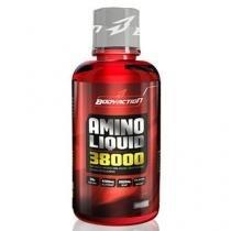 Amino Liquid 38000 - 480ml Frutas Roxas - BodyAction -