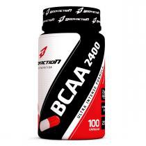 Aminoácido BCAA 2400 - Body Action - 100 Caps -