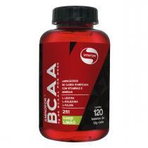 Aminoácido BCAA AMINOFOR - Vitafor - 120 Tabs -