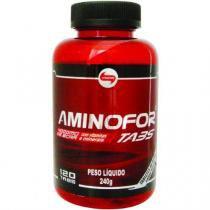 Aminofor BCAA - 120 Tabletes Limão - Vitafor -