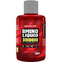 Aminoliquid 38000 limao siciliano 480ml- bodyaction aminoacidos - Morango -