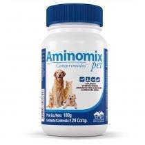 Aminomix Pet Comprimidos - 120 comprimidos - Vetnil