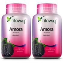 Amora 500mg - 60 cápsulas - Fitoway -