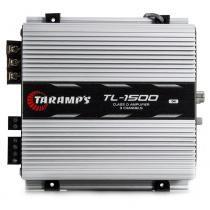 Amplificador Digital Taramps TL 1500 390W RMS 3 canais 2 ohms -