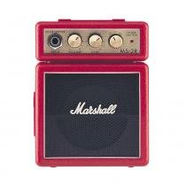 Amplificador Marshall Mini MS-2R - MARSHALL